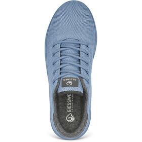 Giesswein Merino Wool Knit Chaussures de running Femme, sky blue